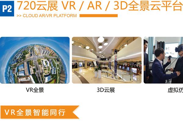720云展-720云展云平台,VR,实景漫游